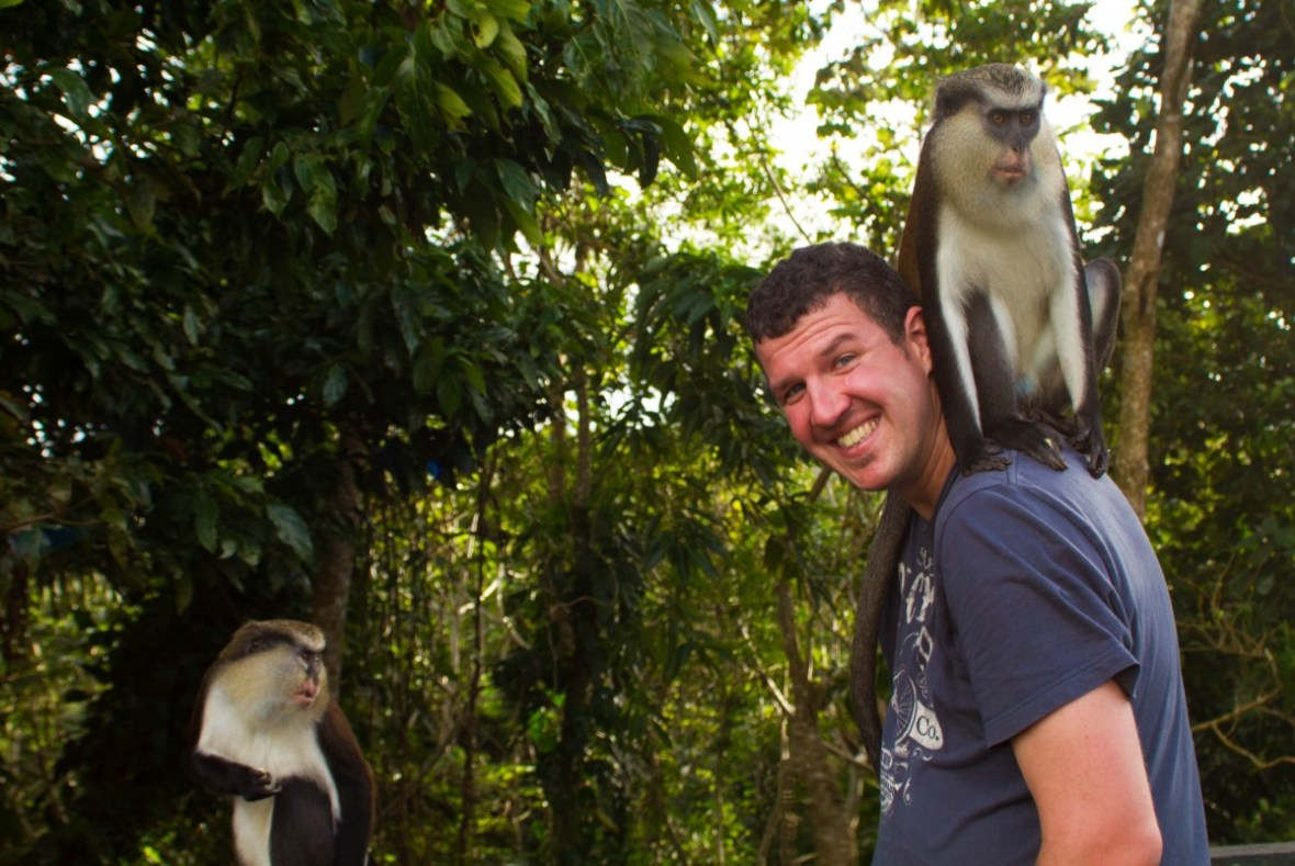 Grenada Tour - Close Encounters with the Furry Kind
