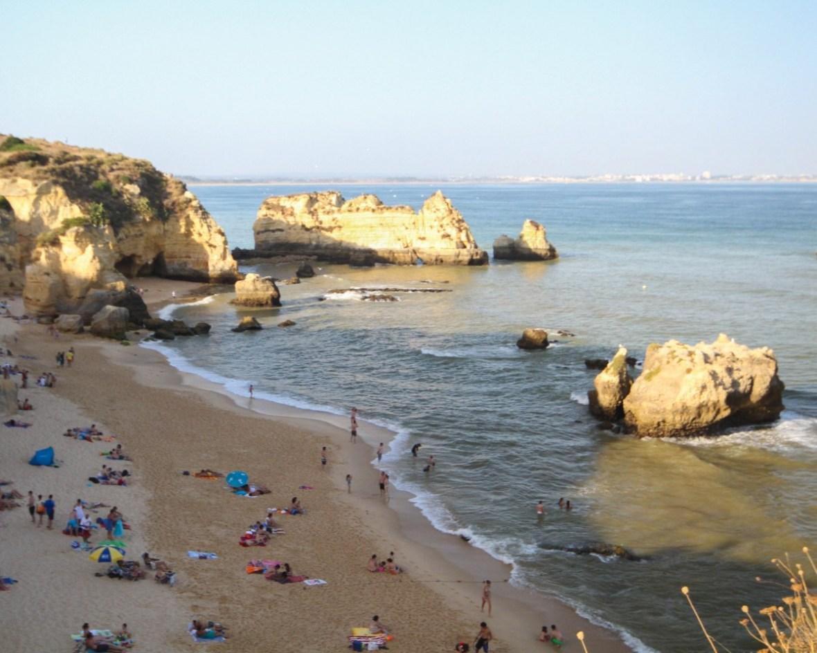 Dona Ana Beach from the street