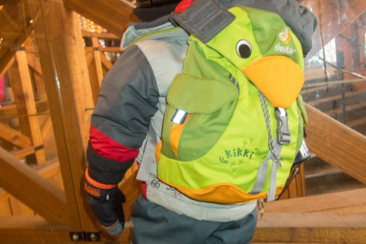 Deuter Kikki- Skiing