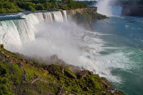 Explore Niagara Falls Side - Wandering Wagars