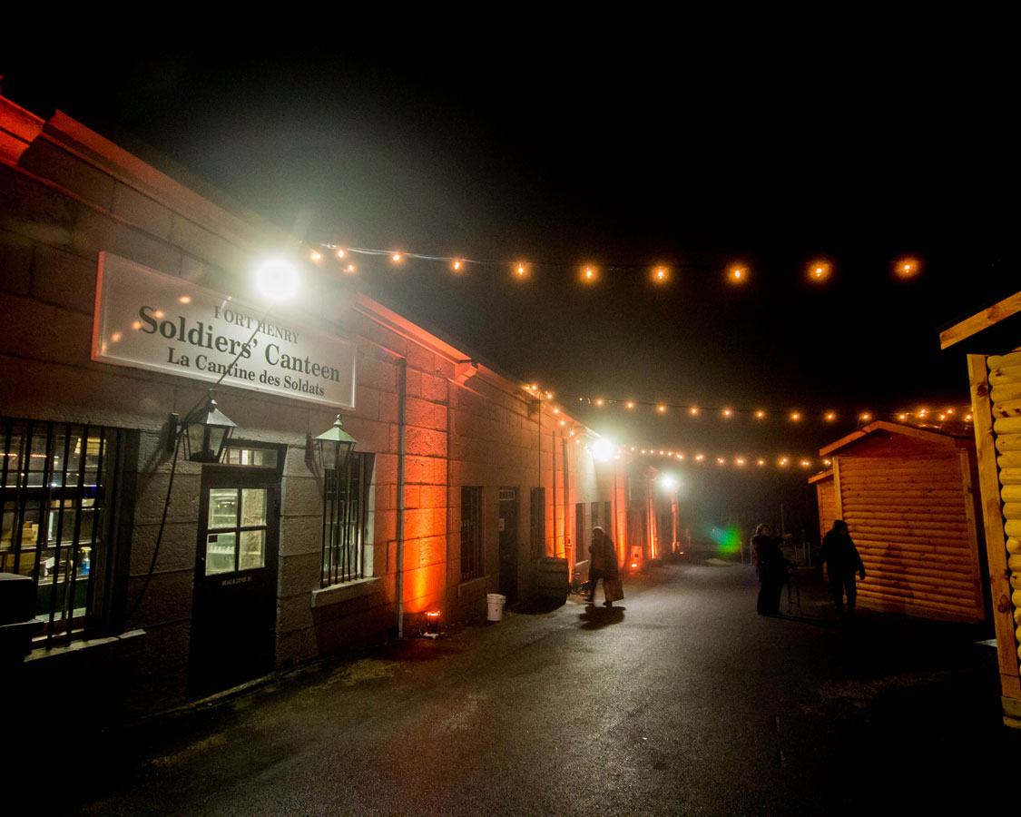 Experience Winter's Magic at Lumina Borealis Kingston