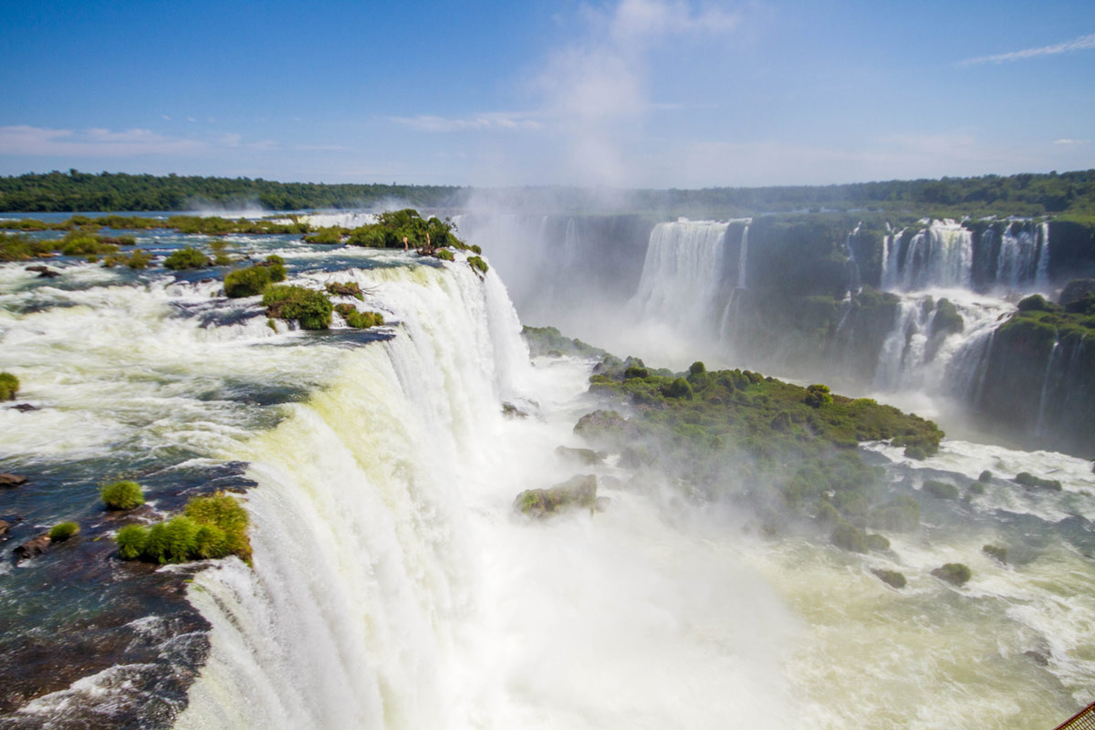 What To See In Iguazu Falls Brazil With Kids Adventure