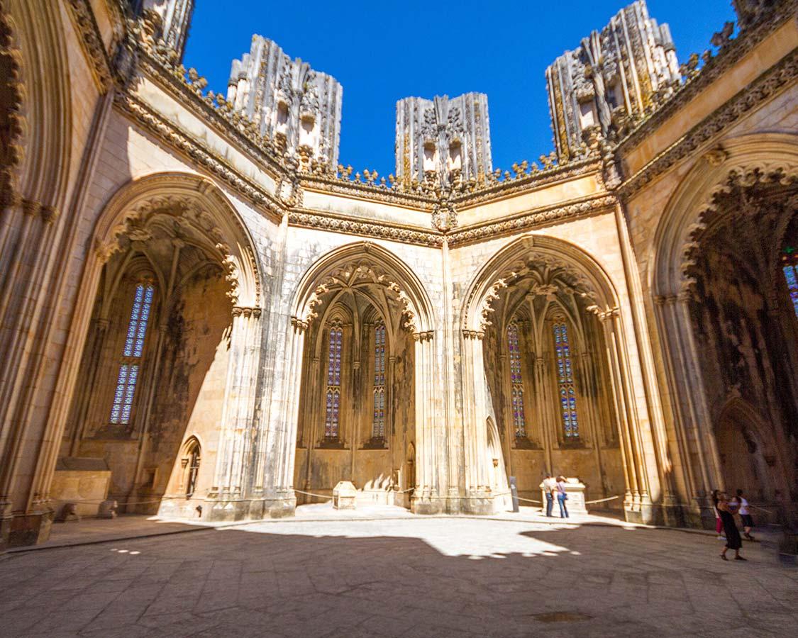Batalha Monastery Unfinished Chapels
