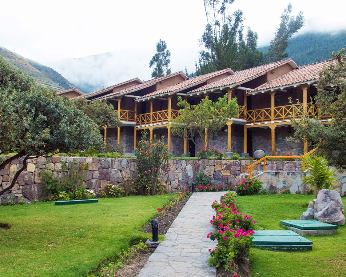The Casa Andina Private Collection Sacred Valley Peru might be the perfect place to stay while visiting the Sacred Valley with kids!