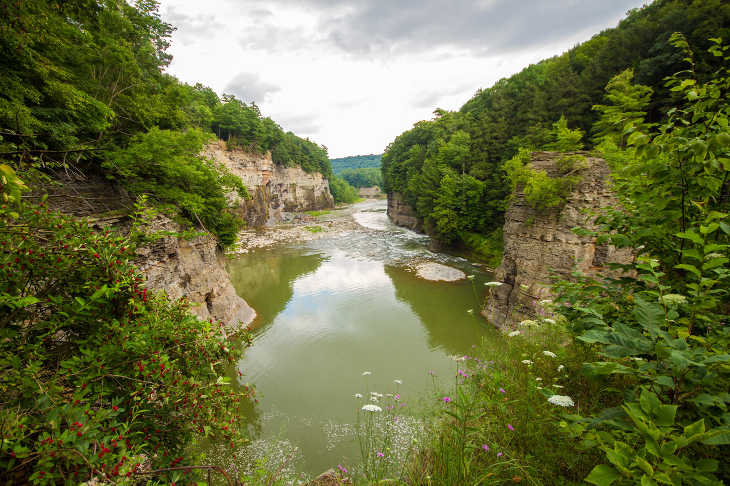 A Guide to Visiting Letchworth State Park with Kids