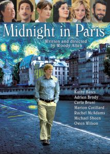 Midnight in Paris is one of our favorite travel movies. Its sweet and creative storyline helps to inspire wanderlust