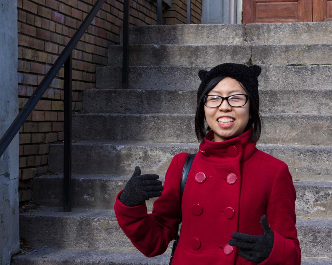 Audrey of Tasty Tours Toronto talks about Kensington Market
