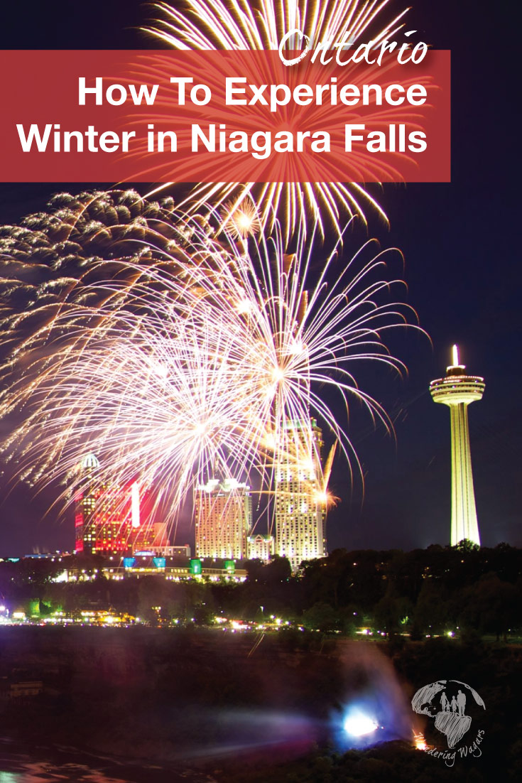 Amazing ways to spend winter in Niagara Falls. From frozen waterfalls, aviary's, shows and waterparks. Niagara Falls in the winter is a great destination