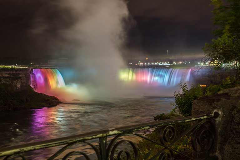 Things to do in Niagara Falls in Winter
