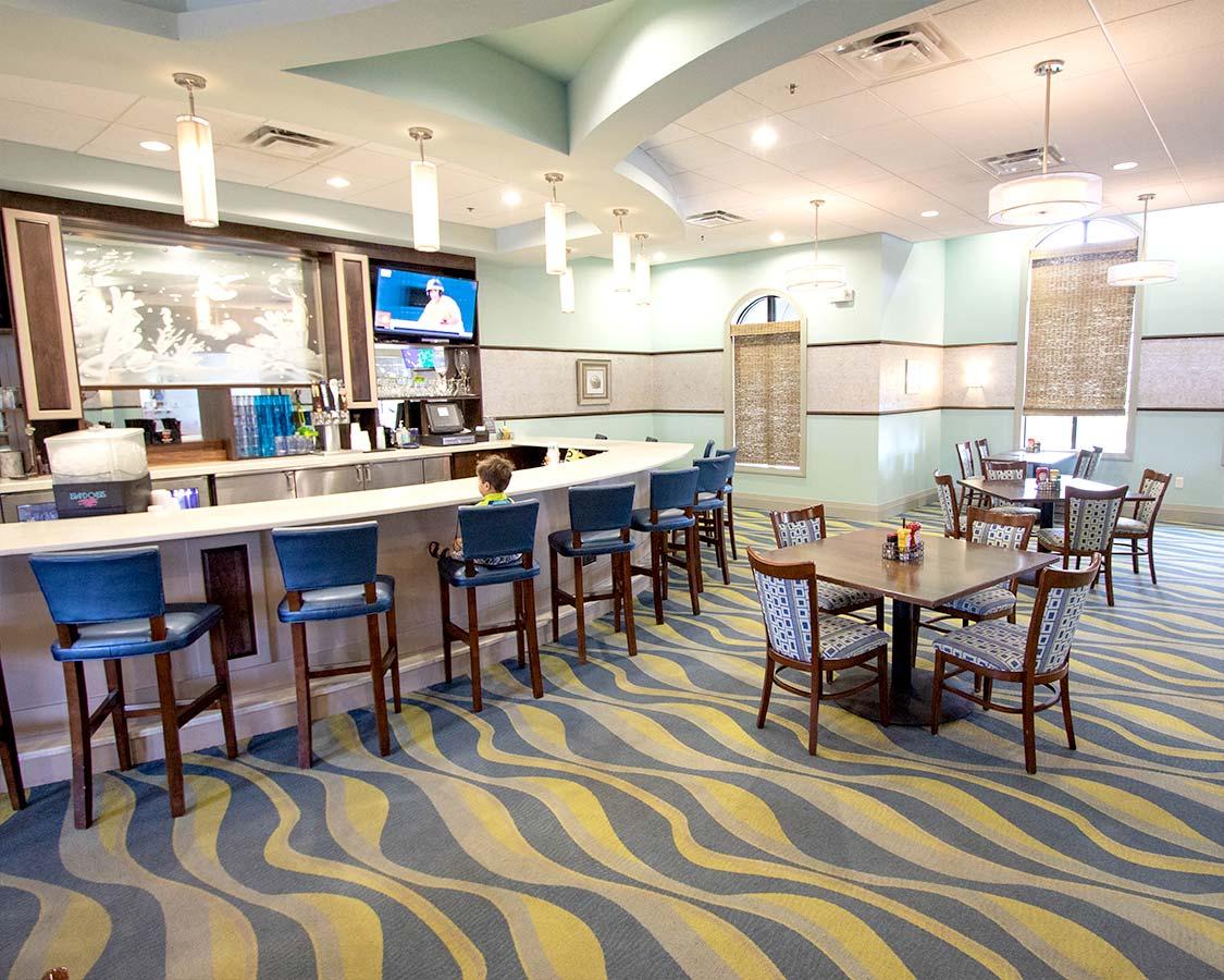 Champions Gate Vacation Rental Restaurant
