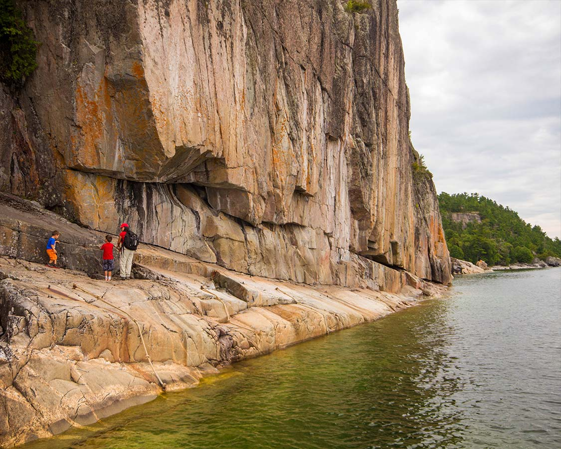 Family Tips For Lake Superior Provincial Park Camping In