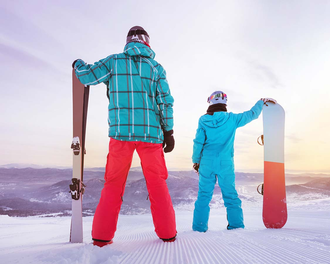 The Best family ski holiday destinations around the world