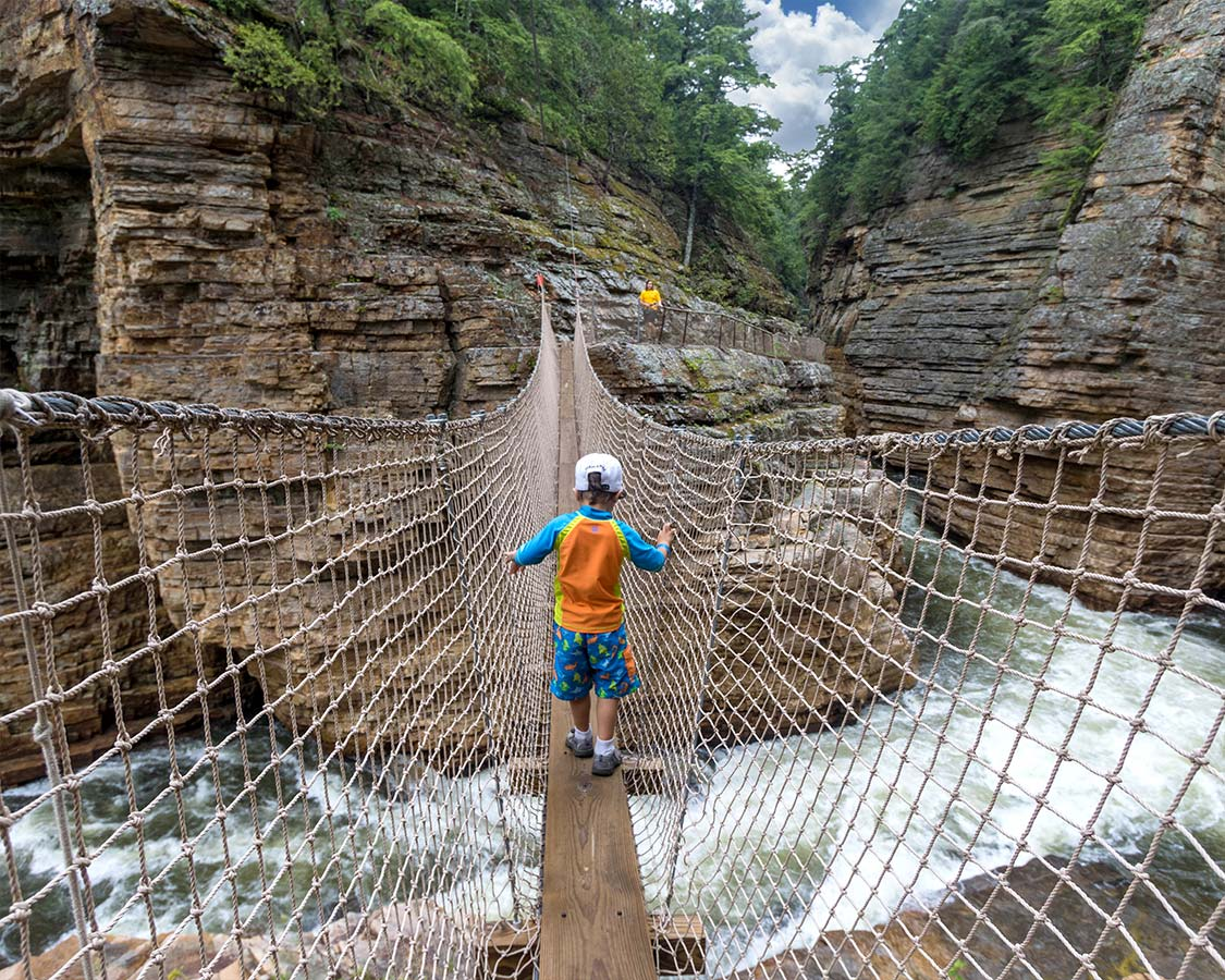 Things To Do in Upstate New York - Ausable Chasm