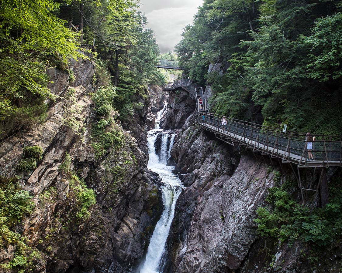 Things To Do in the Adirondacks - High Falls Gorge