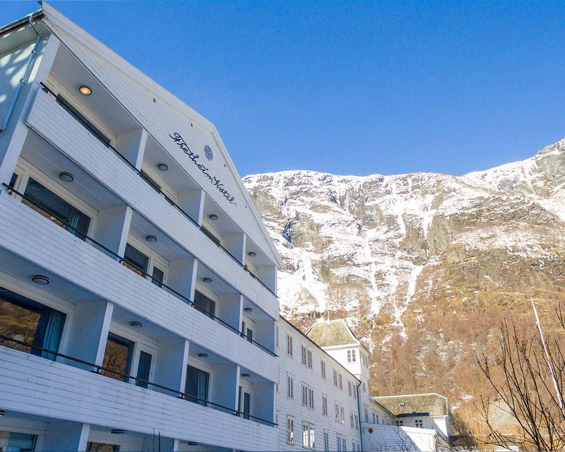 Best hotels in Flam Norway Fretheim Hotel