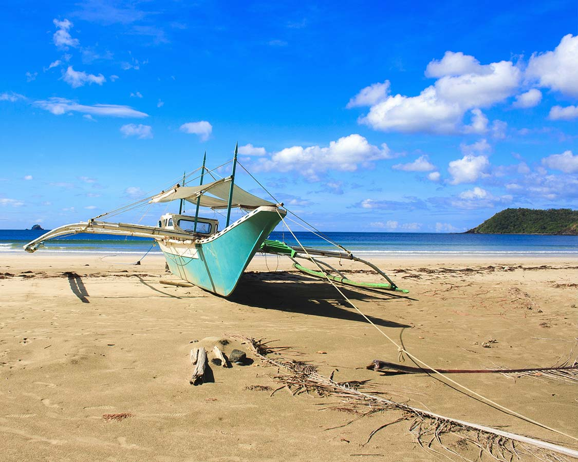 Puerto Princesa things to do Nagtabon Beach