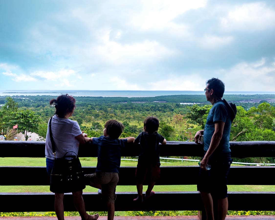 Things to do in Puerto Princesa Phlippines Mitras Ranch