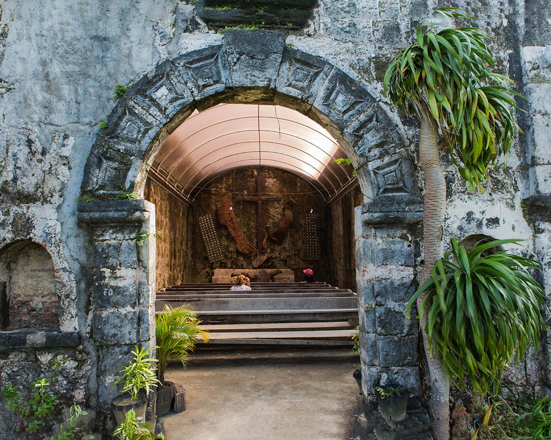 things to do in Palawan for families Fort Isabela Taytay