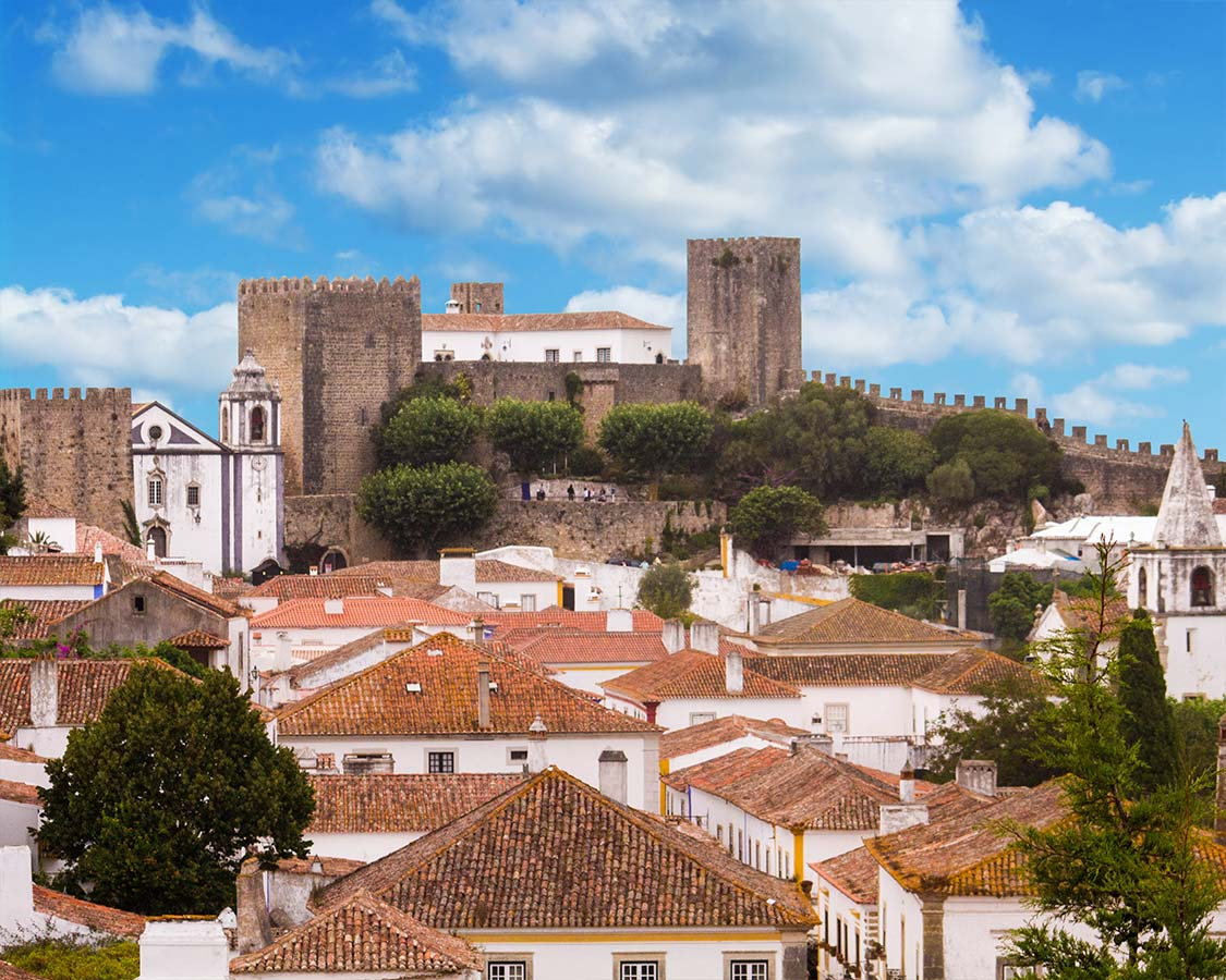 Best Day Trips From Lisbon Obidos