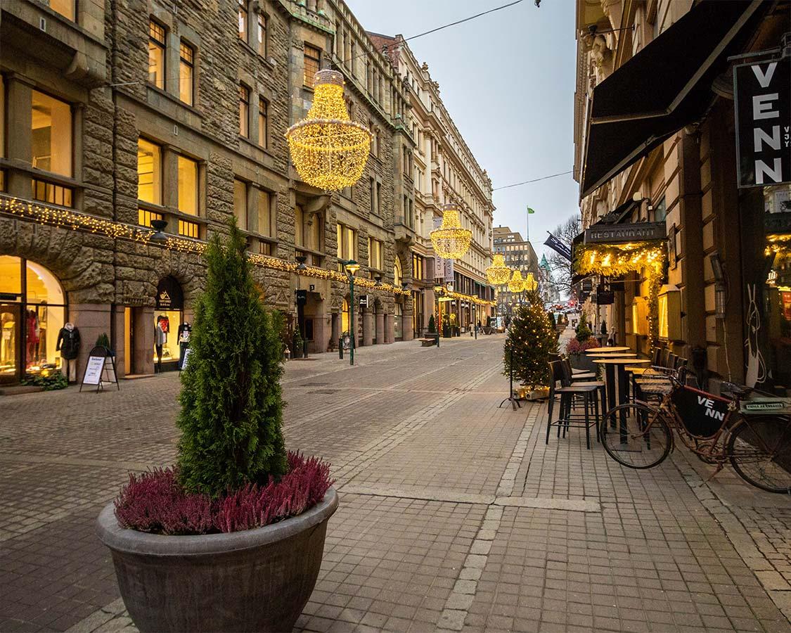 Helsinki Things To Do City Center