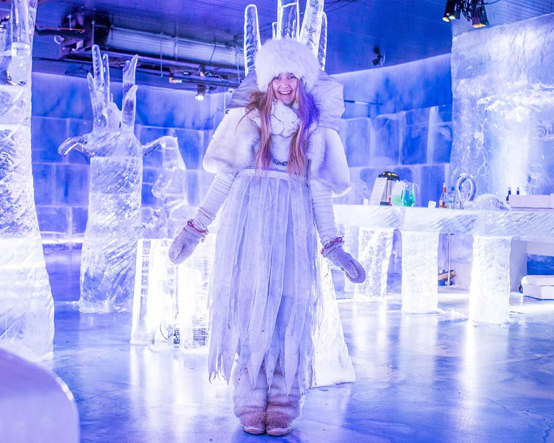 Winter in Rovaniemi attractions