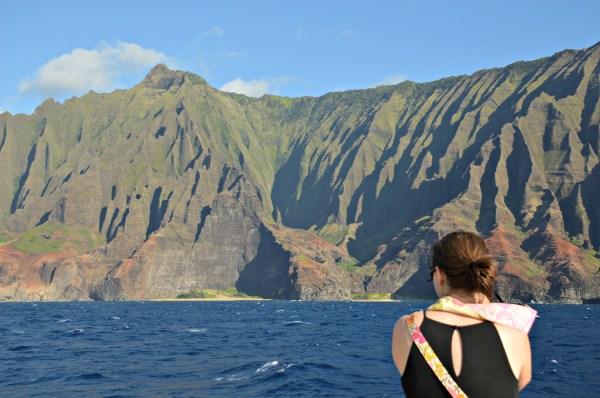 Sunset Cruise Na'pali Coast - Wandering Weekenders