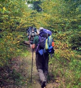 Backpacking for New Scouts