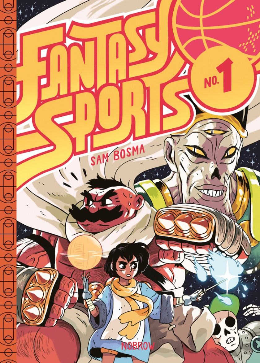 Fantasy Sports cover by Sam Bosma