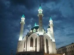 Soll Europas größte Moschee sein, stimmt aber nicht: In der Türkei gibts gleich zwei größere: Die Sultan Ahmed im europäischen Teil Istanbuls, sowei jene in Edirne nahe der bulgarischen Grenze...