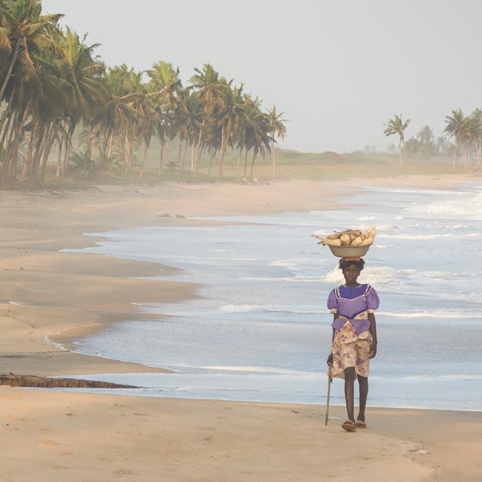 Brenu, Ghana