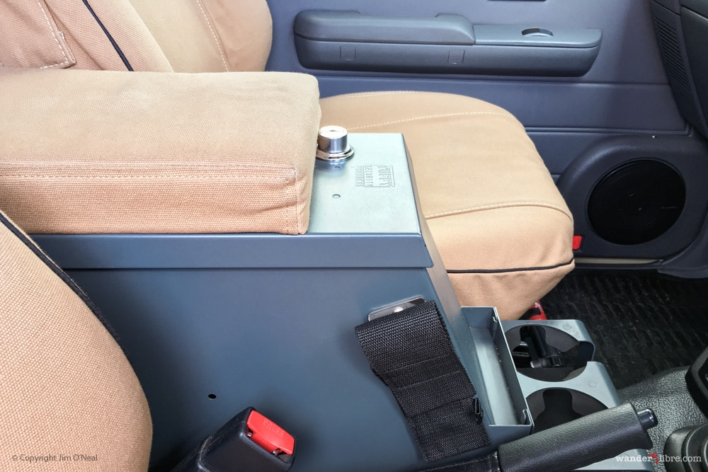 Tuffy Security Console