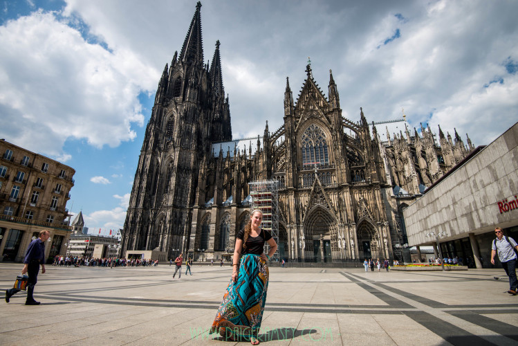 Cologne, Germany – Day 1 of #15daysthrougheurope