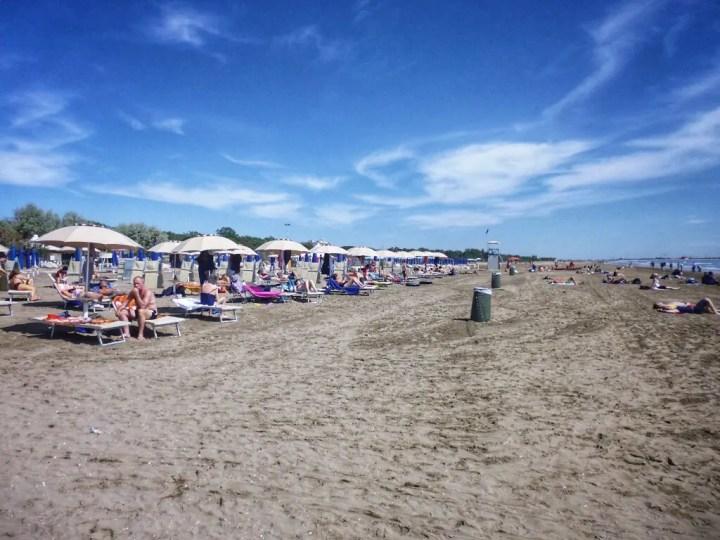 visit Lido of Venice