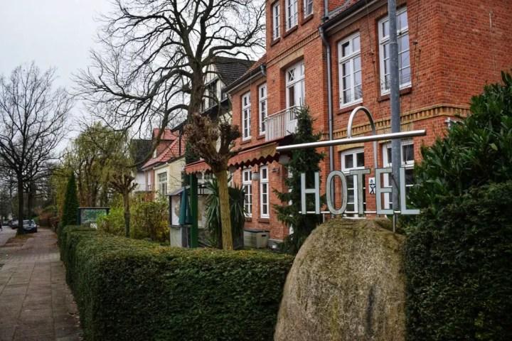 Hotel Bergedorfer Hohe