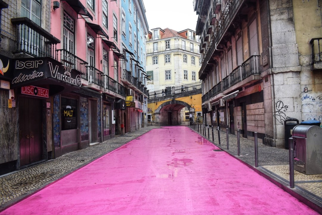How to get to the Pink Street in Lisbon | Wanderlust And Life