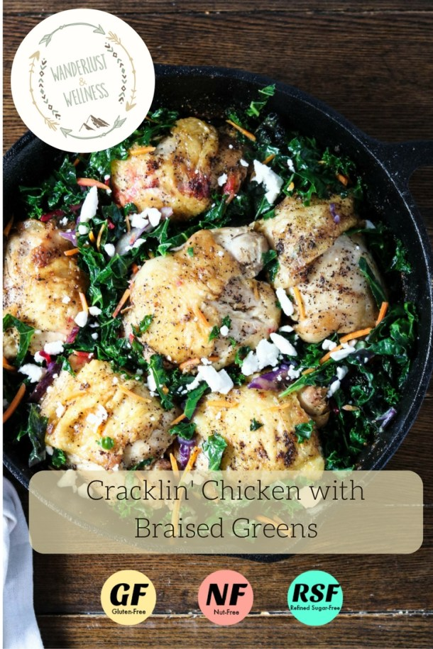 cracklin-chicken-braised-greens