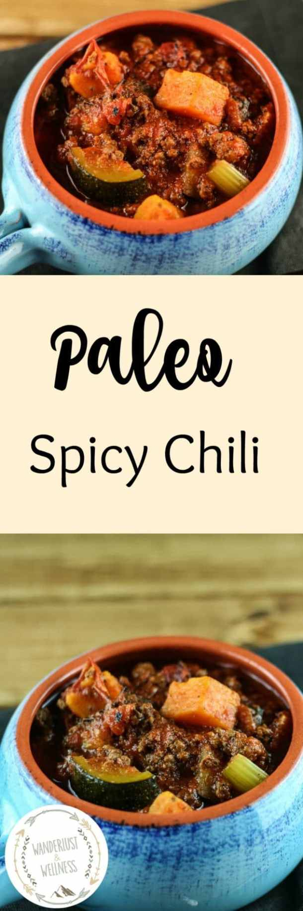Paleo Spicy Chili