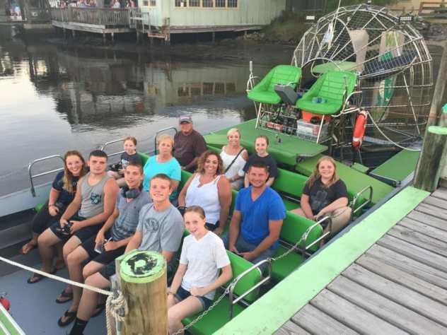 Airboat Gator Tour