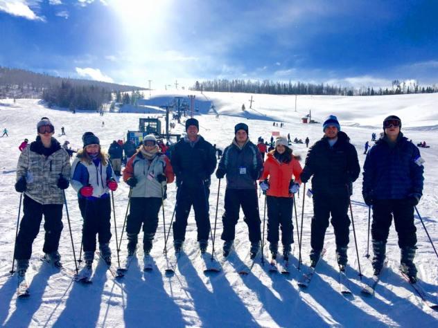 Colorado Skiing 2016