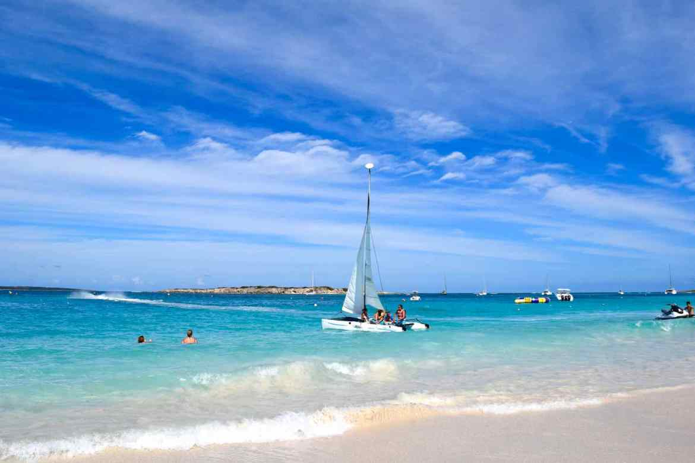 Orient Beach Saint Martin