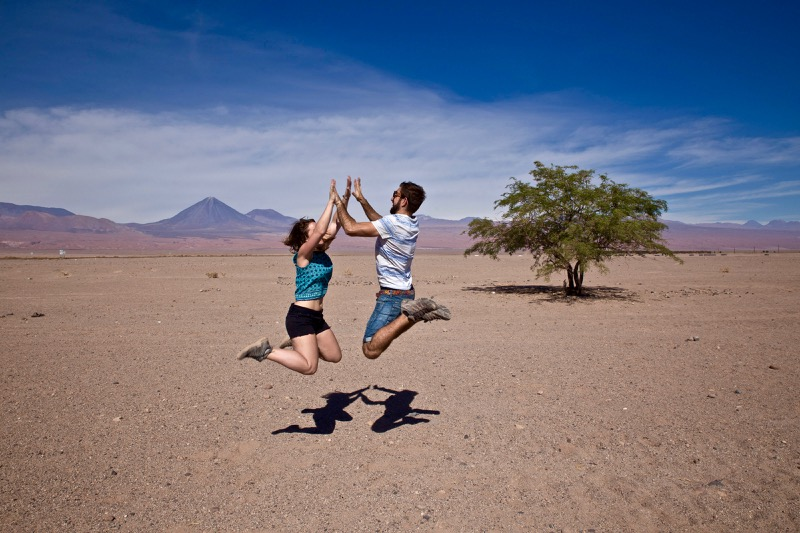 Saying Adios to the Atacama Desert, Chile