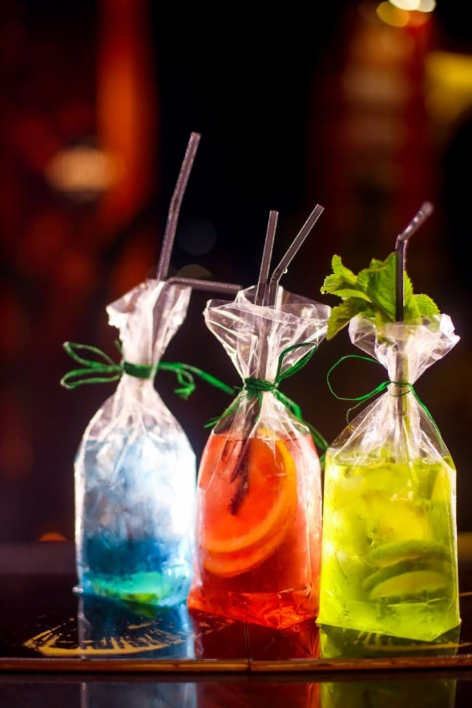 Prix des cocktails au buddha bar