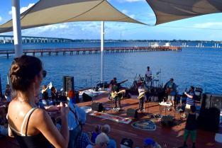 Rock'N Riverwalk in Stuart, Florida