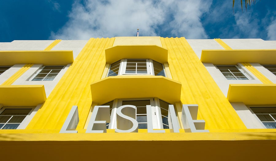 The Leslie, Miami