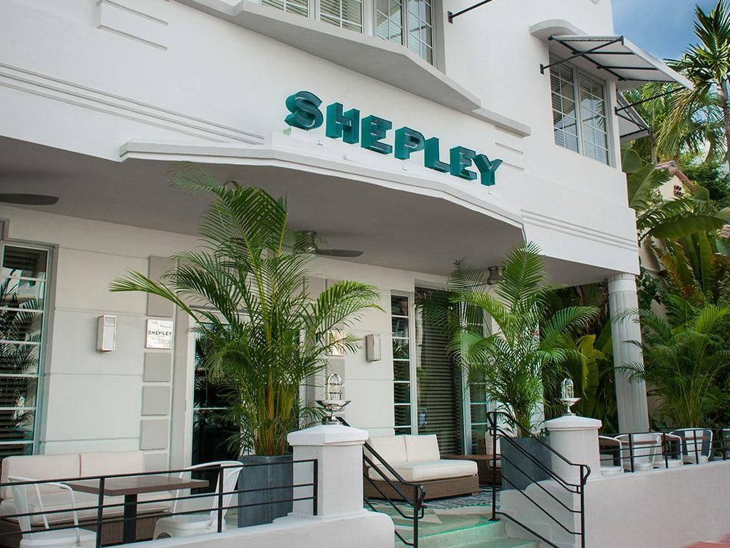 Shepley Hotel Miami