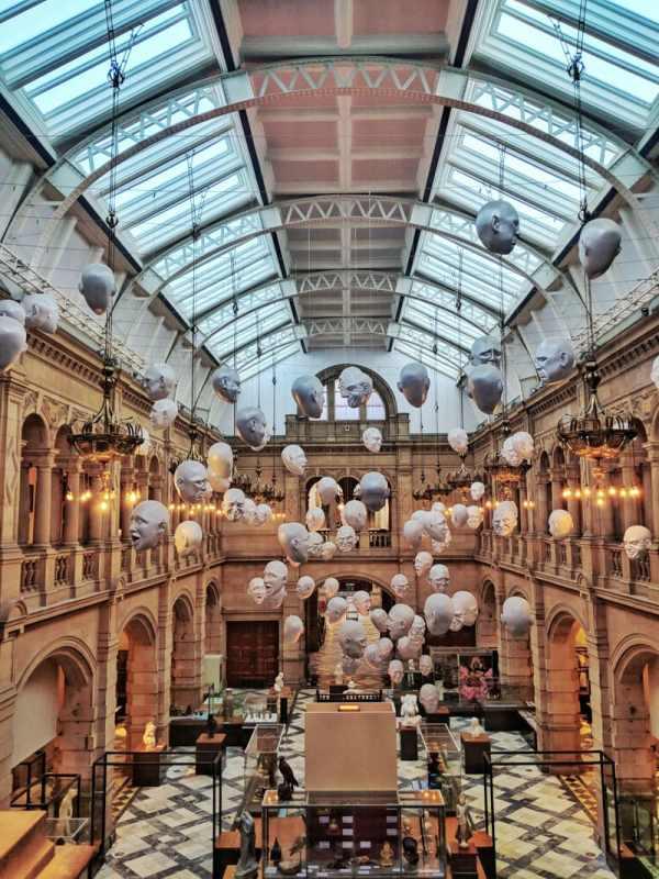 Read Visiting Glasgow Scotland