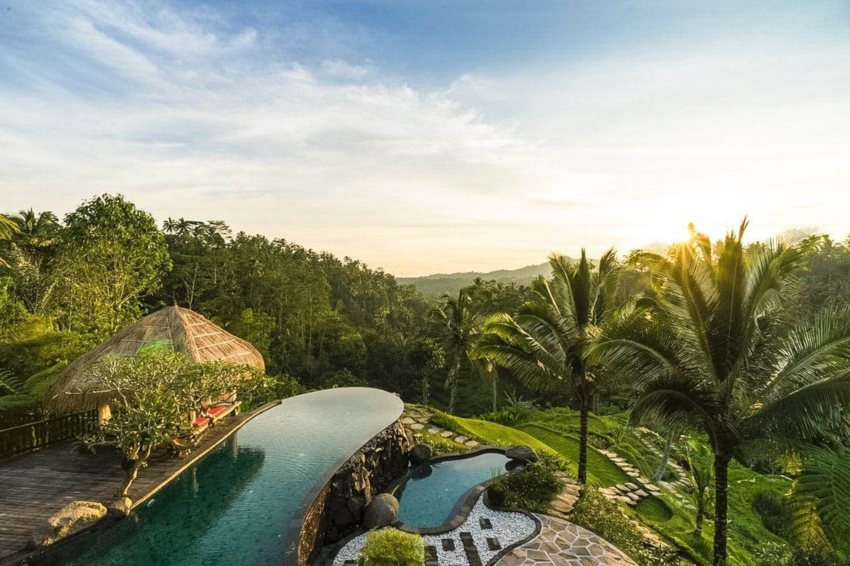 These Are The Best Honeymoon Hotels In Bali For 2020