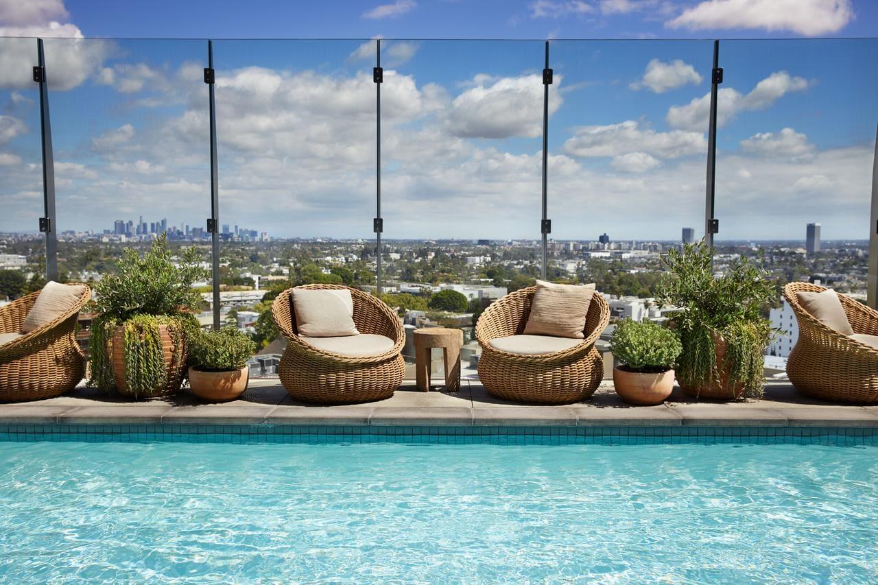 1 Hotel West Hollywood, L.A.