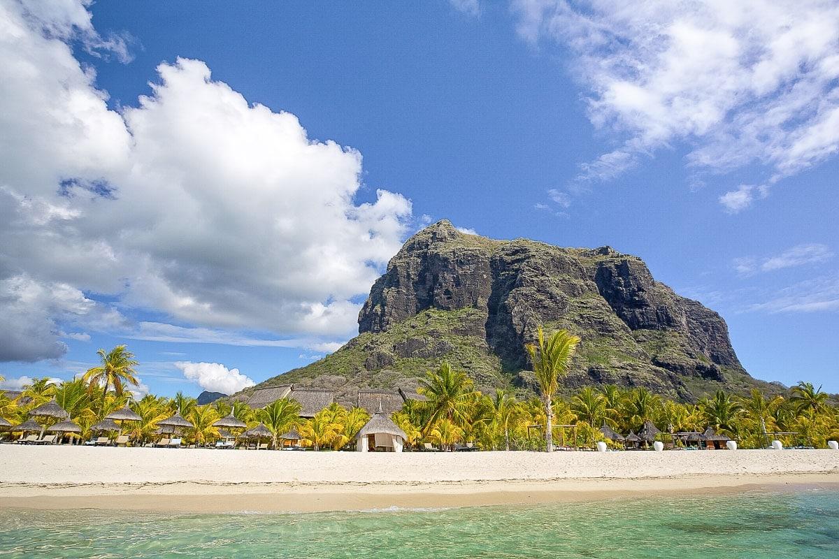 Beautiful views in Mauritius