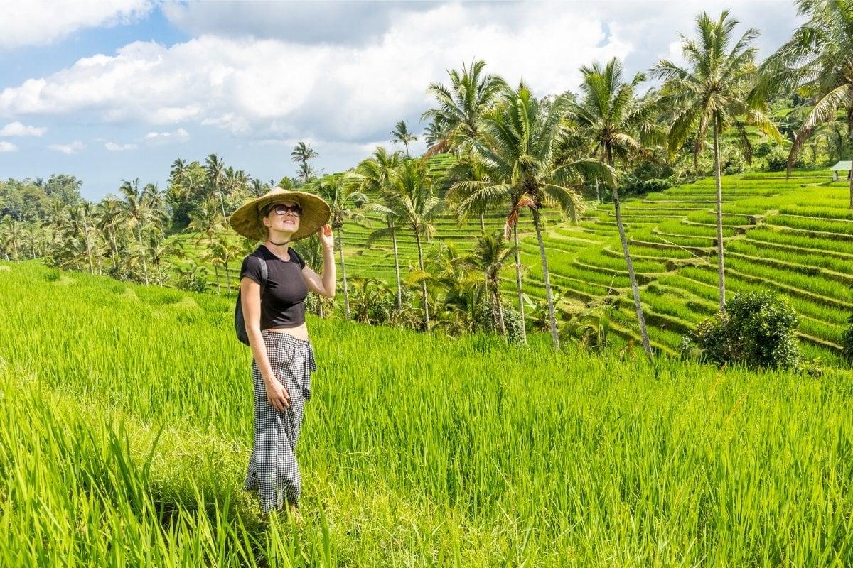 Bali packing list